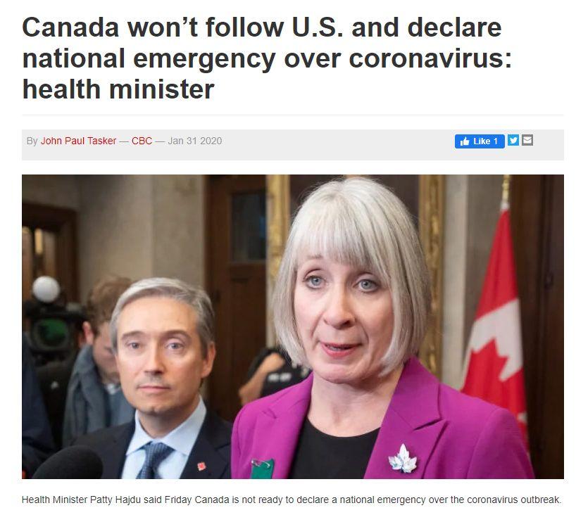 加拿大入境政策